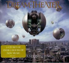 - THE ASTONISHING 2CD - DREAM THEATER