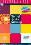 Akadémiai Kiadó - NÉMET JUNIOR NYELVVIZSGA + CD MELLÉKLET - ORIGÓ