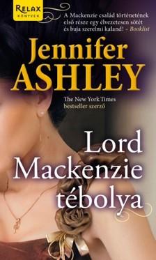Jennifer Ashley - Lord Mackenzie tébolya [eKönyv: epub, mobi]