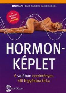 PAPE, DETLEF - Hormonk�plet - A val�ban eredm�nyes n�i fogy�k�ra titka