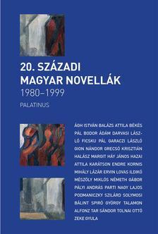 �ssze�ll�totta: Dr. Szil�gyi Zs�fia - 20. sz�zadi magyar novell�k 1980-2000