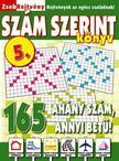 CSOSCH KIADÓ - ZsebRejtvény SZÁM SZERINT Könyv 5.
