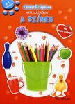 - Lépésről lépésre matricás könyv - A színek3-4 éveseknek - 60 matricával