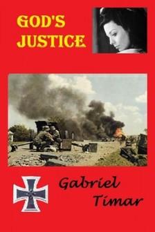 Timar Gabriel - God's Justice [eK�nyv: epub, mobi]