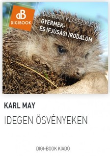 Karl May - Idegen �sv�nyeken [eK�nyv: epub, mobi]