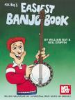 BAY / GRIFFIN - MEL BAY'S EASIEST BANJO BOOK