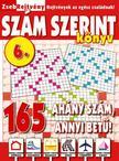 CSOSCH KIADÓ - ZsebRejtvény SZÁM SZERINT Könyv 6.