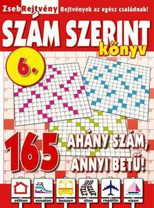 CSOSCH KIAD� - ZsebRejtv�ny SZ�M SZERINT K�nyv 6.