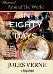 Murat Ukray Jules Verne, - Around the World in Eighty Days [eK�nyv: epub,  mobi]