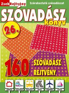 CSOSCH KIADÓ - ZsebRejtvény SZÓVADÁSZ Könyv 26.