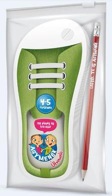 . - Agymenők - Útravaló ceruzával 4-5 éves kortól