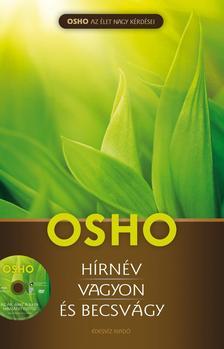 OSHO - Hírnév, vagyon és becsvágy - DVD melléklettel