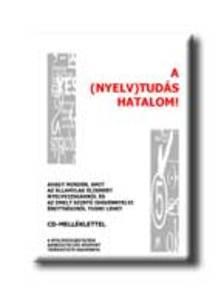 Fazekas Márta - A (NYELV)TUDÁS HATALOM! - CD- MELLÉKLETTEL