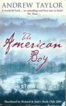 Andrew Taylor - The American Boy [antikv�r]