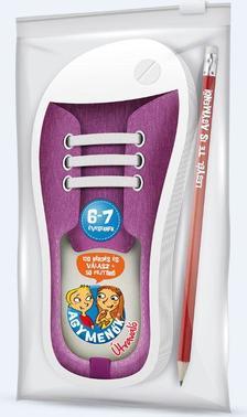 . - Agymenők -  Útravaló ceruzával 6-7 éves kortól