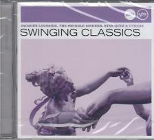 - SWINGING CLASSICS (JAZZCLUB) CD