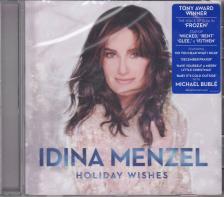 - HOLIDAY WISHES CD IDINA MENZEL