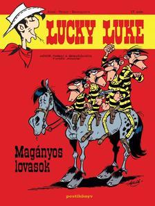 Achd� - Pennac - Benacquista - Lucky Luke 17. - Mag�nyos lovasok