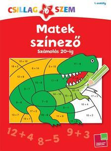 - Matek színező - Számolás 20-ig
