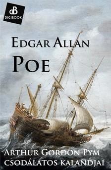 Edgar Allan Poe - Arthur Gordon Paym csud�latos kalandjai [eK�nyv: epub, mobi]