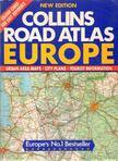 - Collins Road Atlas Europe [antikv�r]