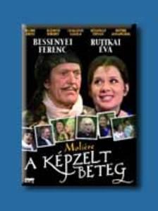 EGRI ISTVÁN (REND.) - KÉPZELT BETEG - DVD -