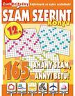 CSOSCH KIADÓ - ZsebRejtvény SZÁM SZERINT Könyv 12.