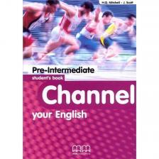 - CHANNEL YOUR ENGLISH PRE-INTERMEDIATE TK.