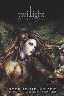 Stephenie Meyer - Twilight k�preg�ny - KEM�NY BOR�T�S