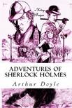 Murat Ukray Arthur Conan Doyle, - Adventures of Sherlock Holmes [eKönyv: epub,  mobi]