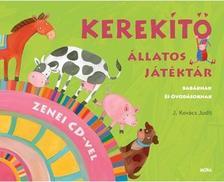 J.KOV�CS JUDIT - Kerek�t� - �llatos j�t�kt�r + CD