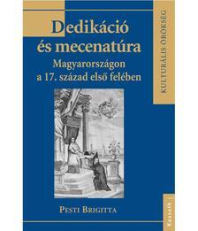 Pesti Brigitta - DEDIK�CI� �S MECENAT�RA