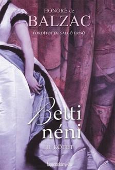 Honor� de Balzac - Betti n�ni II. r�sz [eK�nyv: epub, mobi]