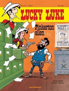 Achd� - Pennac - Benacquista - Lucky Luke 16. - Pinkerton ellen