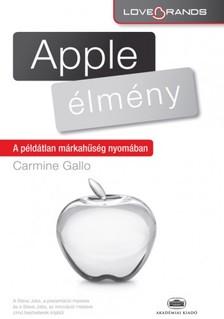 Carmine Gallo - Apple-�lm�ny [eK�nyv: epub, mobi]