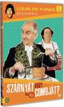 . - SZ�RNY�T VAGY COMBJ�T - FUNES - DVD -