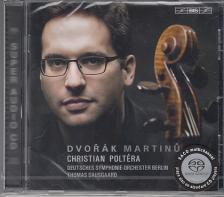 DVOR�K&MARTINU - CELLO CONCERTOS,SACD