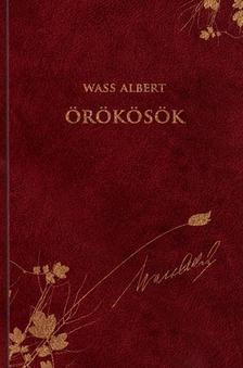 Wass Albert - �R�K�S�K - WASS ALBERT SOROZAT 35.