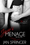 Springer Jan - Jaxie's Menage [eK�nyv: epub,  mobi]