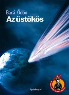 BARSI ÖDÖN - Az üstökös [eKönyv: epub, mobi]