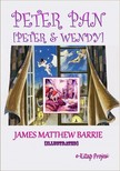 Murat Ukray James Matthew Barrie, - Peter Pan [eKönyv: epub,  mobi]