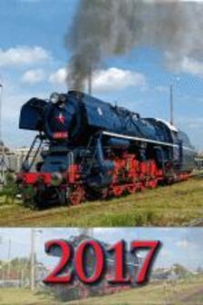 - Szlovákiai vasutak - Naptár 2017
