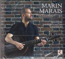 MARAIS - PIÉCES FAORITES,CD