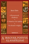 BARSI �D�N - A Romanovok diad�mja - A Waterloo-h�d rejt�lye - Az alcazari m�glya [eK�nyv: epub, mobi]