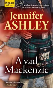 Jennifer Ashley - A VAD MACKENZIE