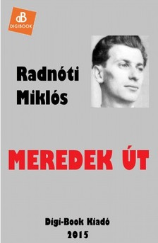 Radnóti Miklós - Meredek út [eKönyv: epub, mobi]