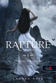 Lauren Kate - Rapture - Boldogság - KEMÉNY BORÍTÓS