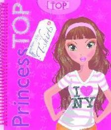 - PRINCESS TOP - My T-shirts (pink)