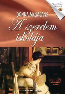 Donna MacMeans - A szerelem iskol�ja #