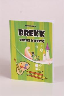 OCSENÁS GÁBOR - Brekk- Verses kifestő